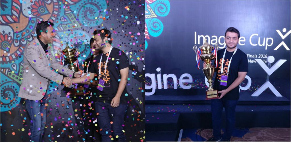 Imagine Cup - Palash